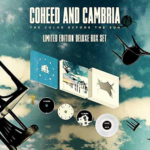 Shakenstir » Coheed and Cambria New Album