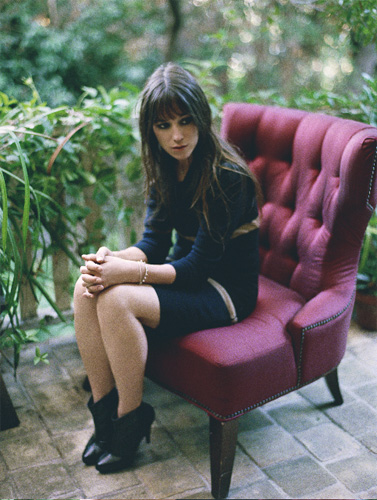 Charlotte Gainsbourg Irm Review