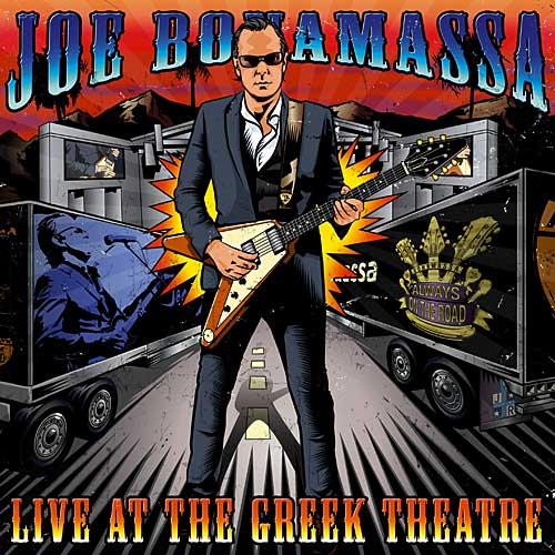 Bonamassa New Live LP & DVD