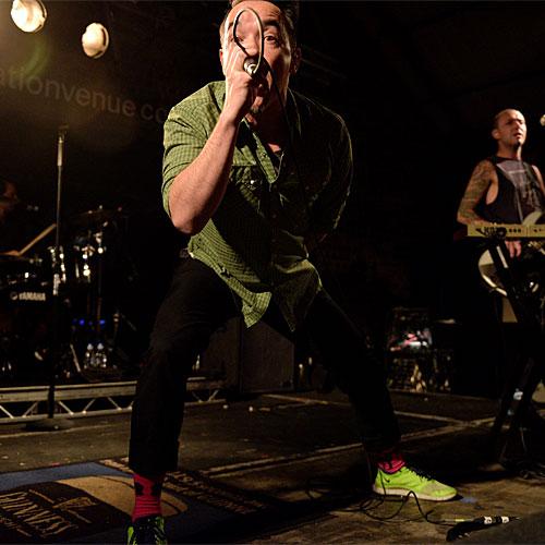 Hoobastank, P.O.D. & AAF Live