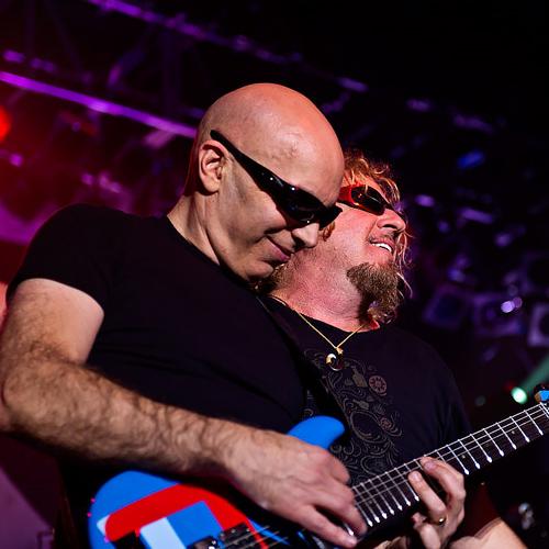 Joe Satriani's G3 New LP & Tour