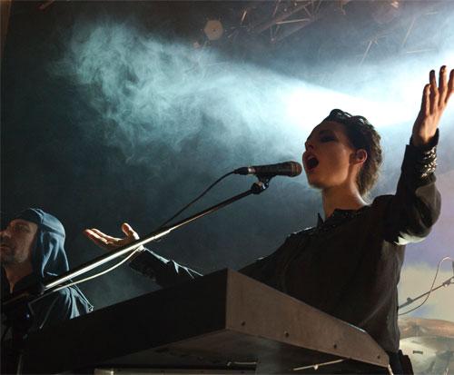Laibach's Superb Live Performance