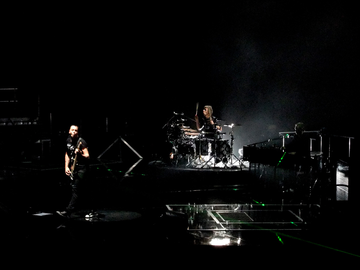 Shakenstir » Muse: Live In Liverpool '09