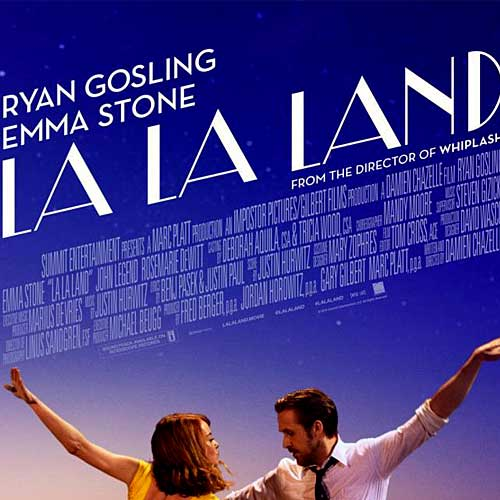 It's La La Land Folks!