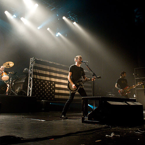 Rise against tour dates