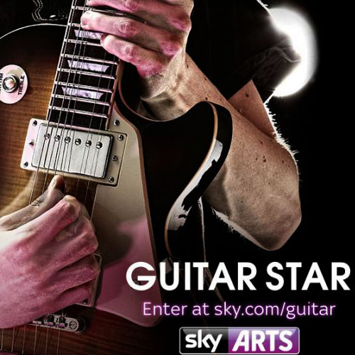 Sky Guitar Star Competition 2015